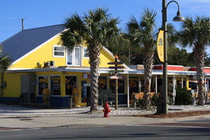 We provide insurance services for several restaurants throughout the Florida Panhandle.