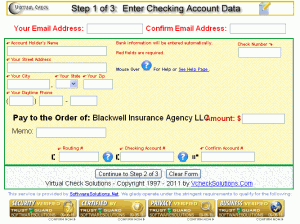 Make Payments to Blackwell Insurance Online